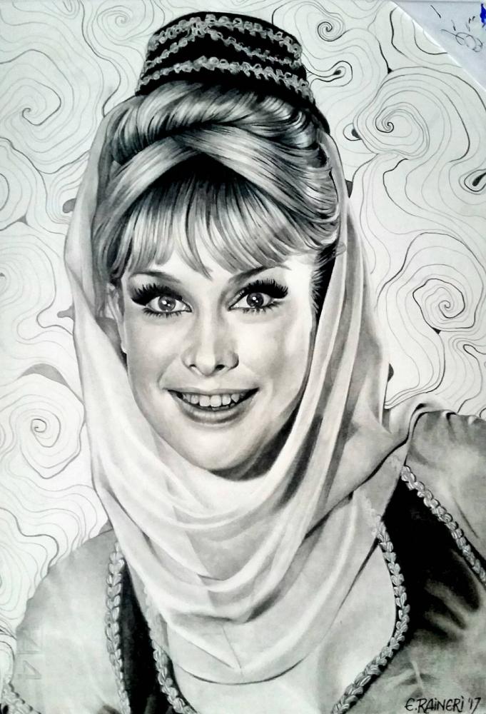 Barbara Eden by rainer